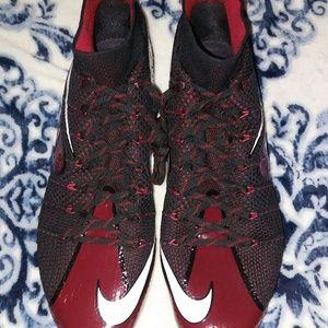 Nike Vapor Untouchable Cleats Size 15